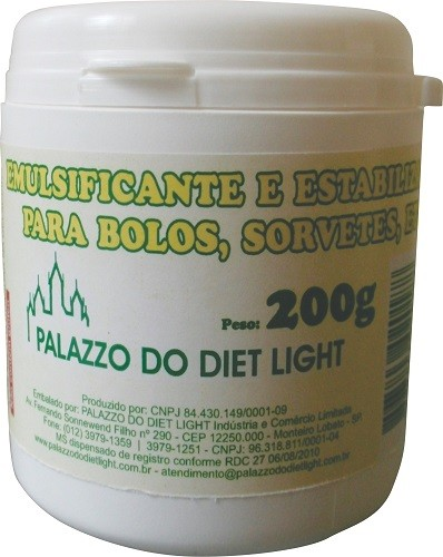 Emulsificante Palazzo - PALAZZO DO DIET LIGHT