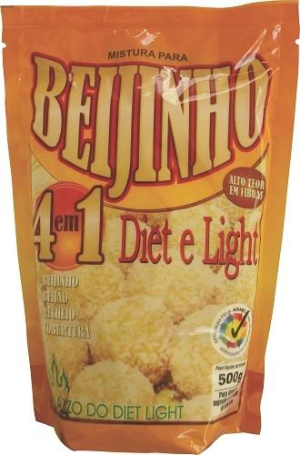 Mistura para Beijinho Diet Light (4 em 1) - Família Doçurinha  - PALAZZO DO DIET LIGHT
