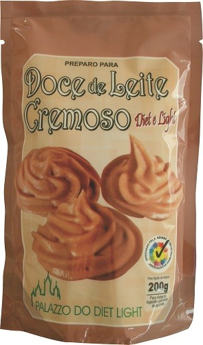 Preparo para Doce de Leite Cremoso Diet Light  - PALAZZO DO DIET LIGHT