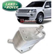 Radiador Oleo Motor Land Rover Freelander 2 3.2 V6 Após 2006