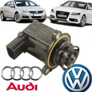 Valvula Turbina Desconexão Jetta Passat Audi A4 A5 Tiguan 2.0 Tsi 06h145710d 06h145710c