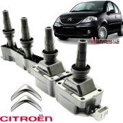 Bobina de Ignição Citroen C3 1.6 16V 2002... 9636337880