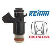 Bico injetor Honda Civic 1.7 de 2001 até 2005 Código: 16450-PLD-003