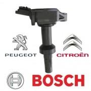Bobina de Ignição Linha Peugeot e Citroen - 9810972380 Semi Novo Original