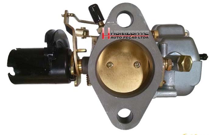 Carburador Opala Caravam Comodoro DFV 228 4cc simples à Gasolina