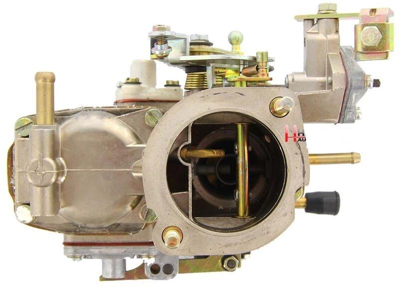 Carburador Uno Prêmio 147 Oggi 1.3 Solex H35 Alfa1 Alcool Solex BROSOL /88