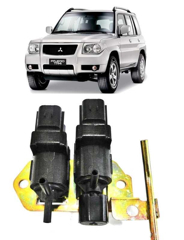 Valvula Solenoide Tração 4x4 Mitsubishi Tr4  Pajero Full e Pajero IO Mr534632