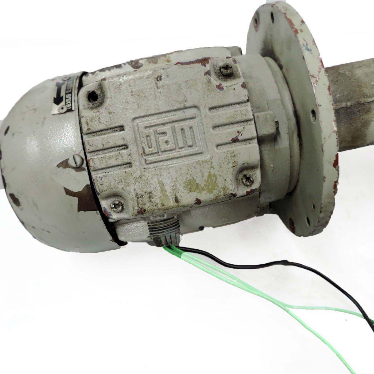 Bomba de Refrigeração Marca Texius F17 - 4 CV 3445 RPM
