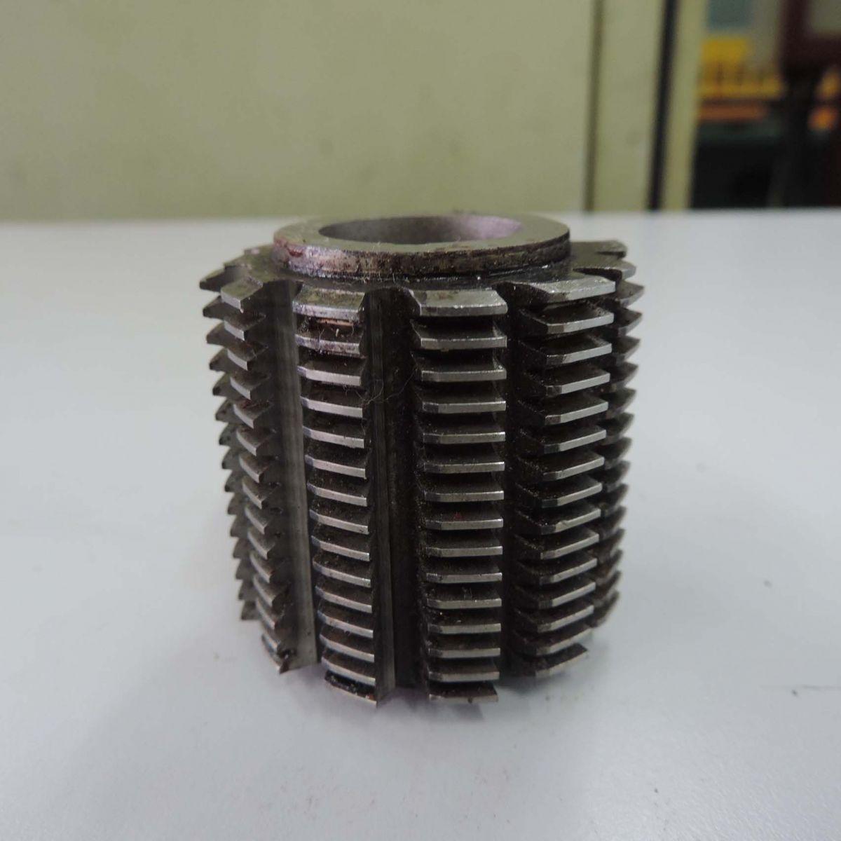 Fresa Módulo Caracol Fabricada Nos Estados Unidos MD019