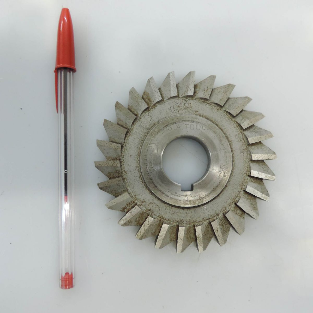 Fresa Módulo Marca S.A. Tools FC100