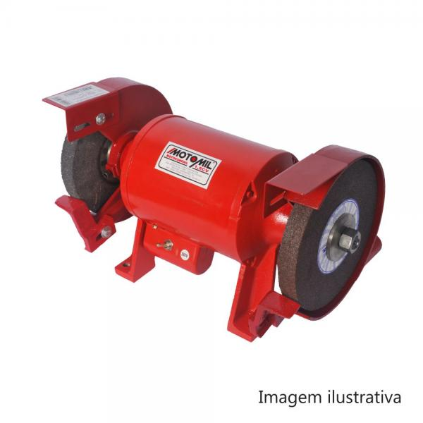 Moto Esmeril - Mt-200 - 2.0 Hp - Trifásico