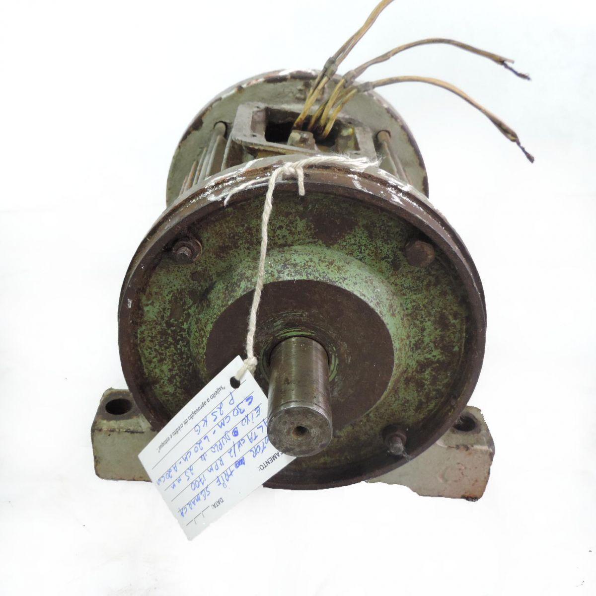 Motor trif sico f26 0 5 cv 1700 rpm vega m quinas for Motor piscina 0 5 cv