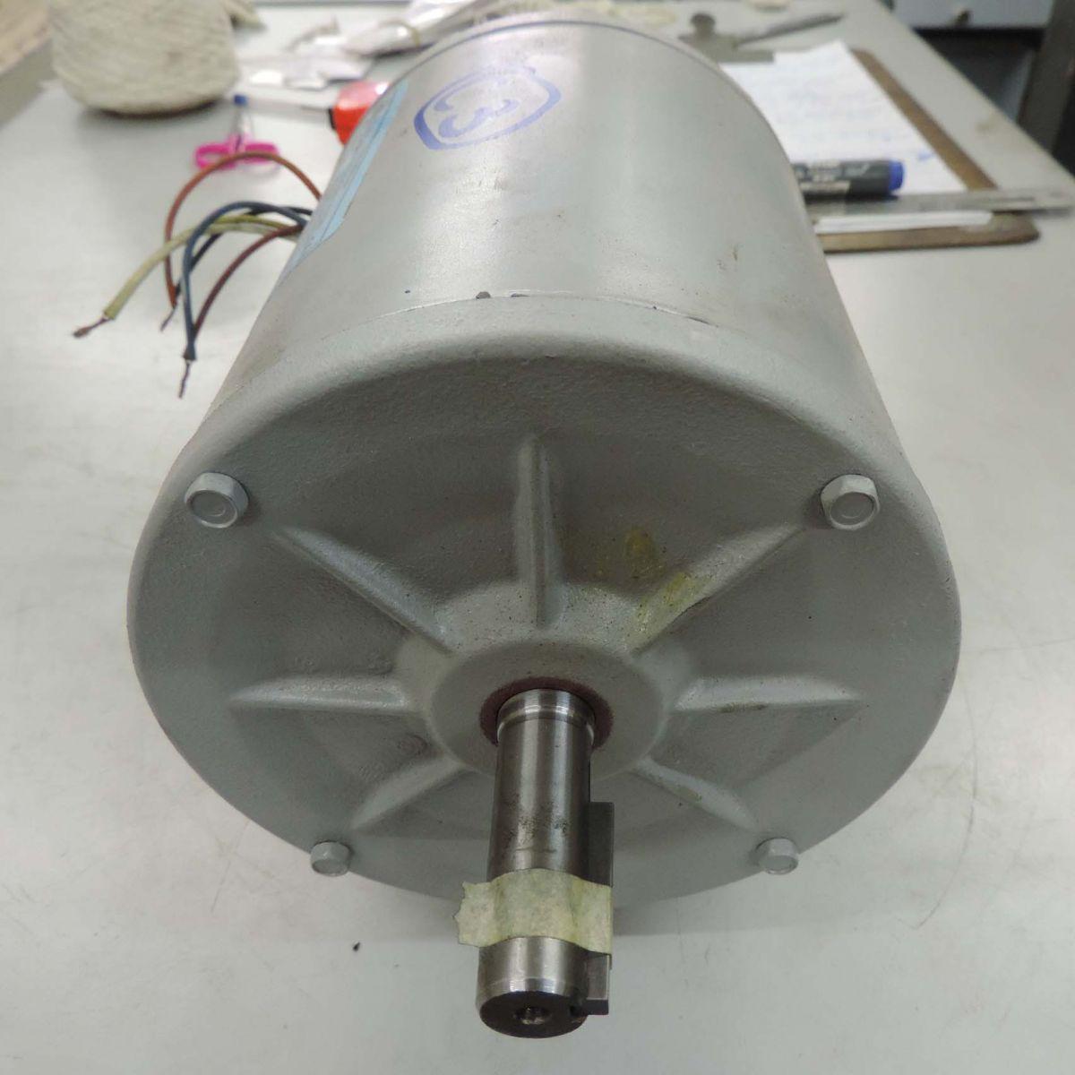 Motor Trifásico Novo Marca Nova C3 - 0,5 Cv 3480 Rpm