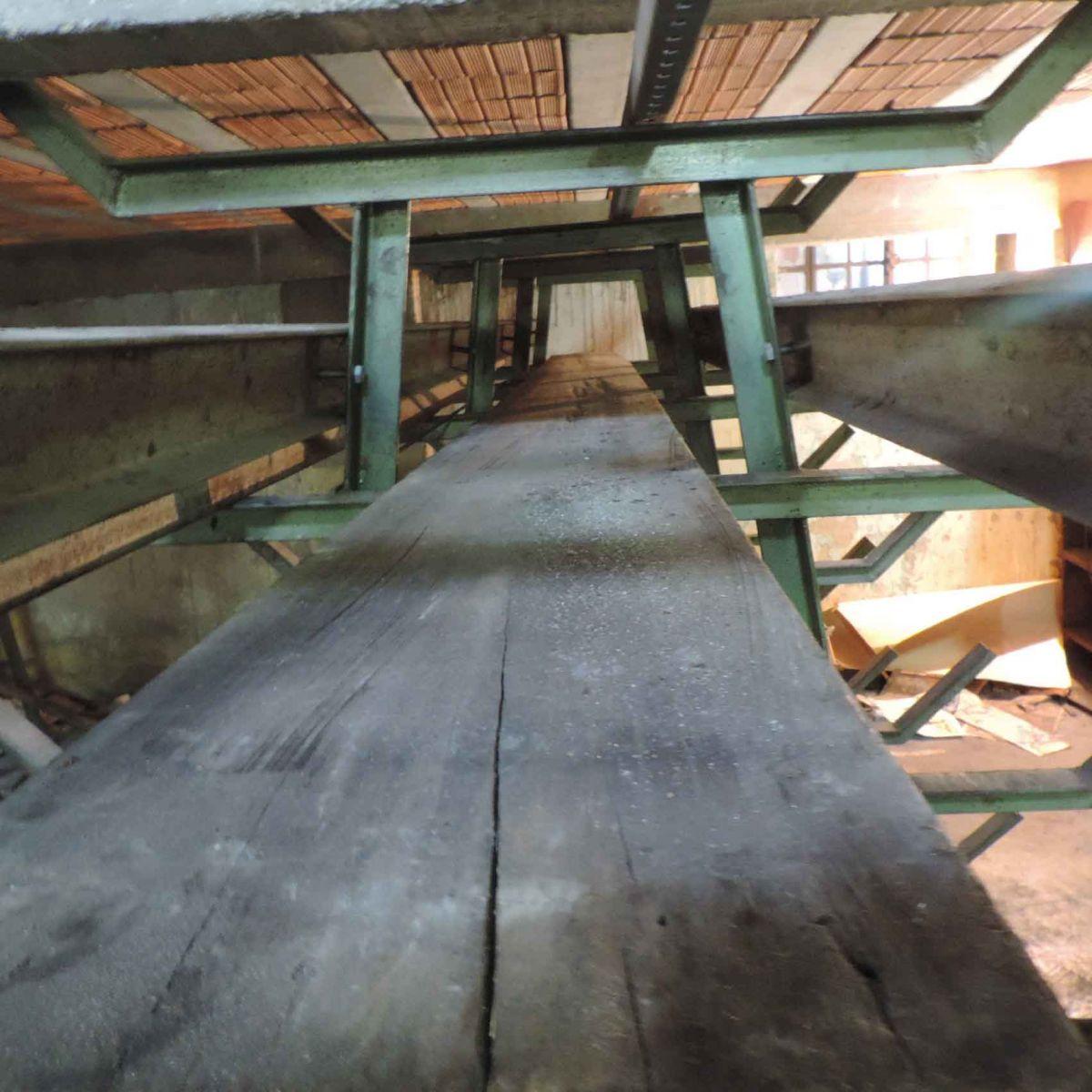 Suporte Industrial Para Armazenar Barras De Aço Lg012