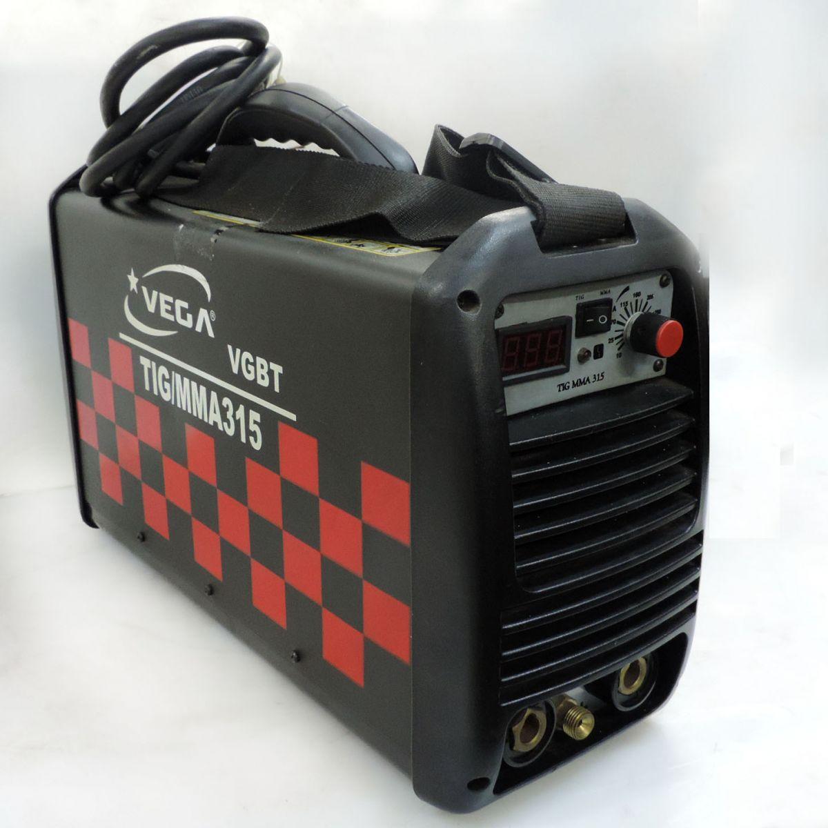 Inversora De Solda Vega Máquinas Mma 315