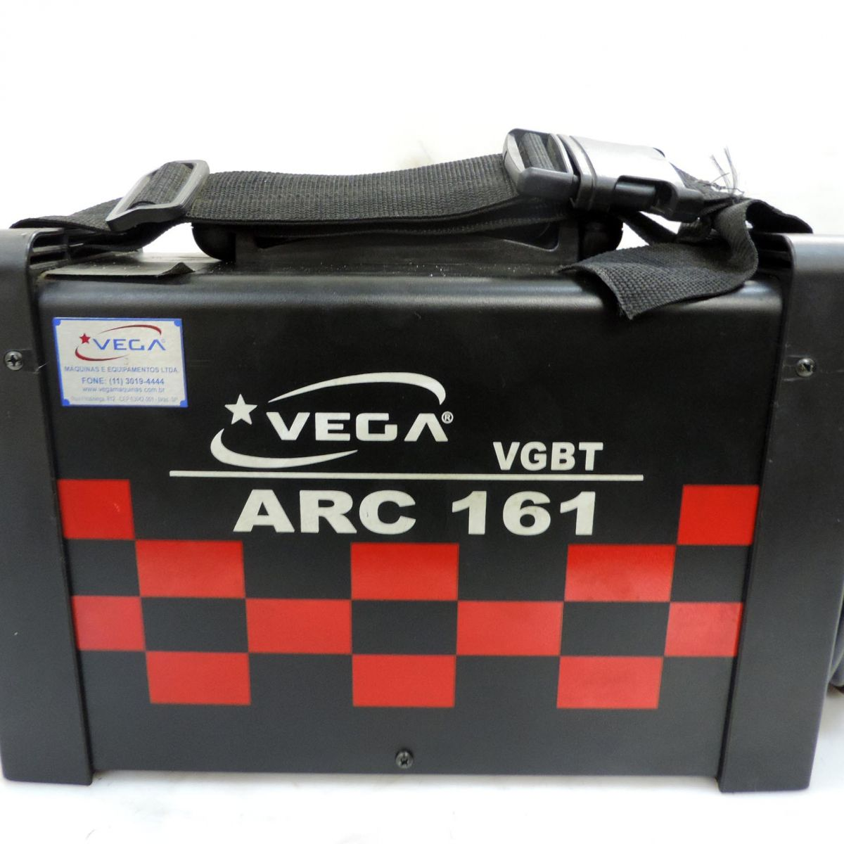 Inversora De Solda Vega Máquinas - Vega VNGBT Arc 161