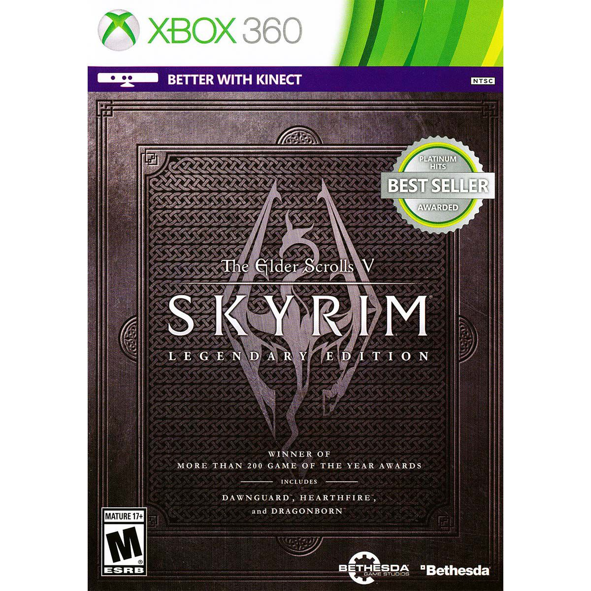 The Elder Scrolls V Skyrim - Legendary Edition - Xbox360