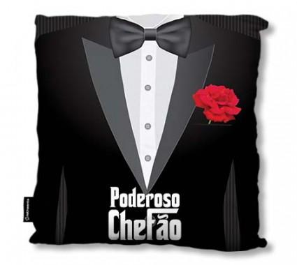 ALMOFADA PODEROSO CHEFÃO