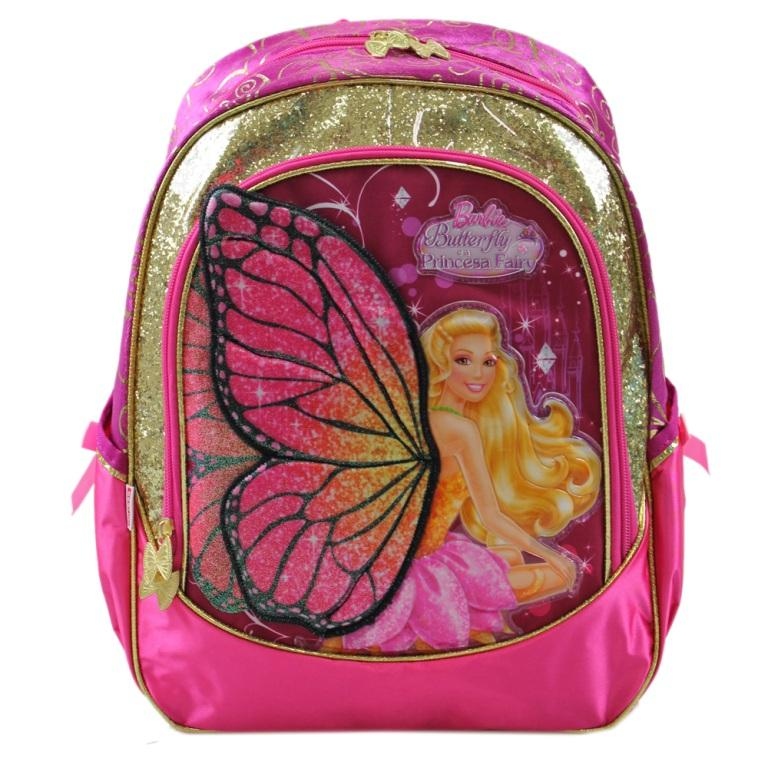 MOCHILA BARBIE BUTTERFLY E A PRINCESA FAIRY