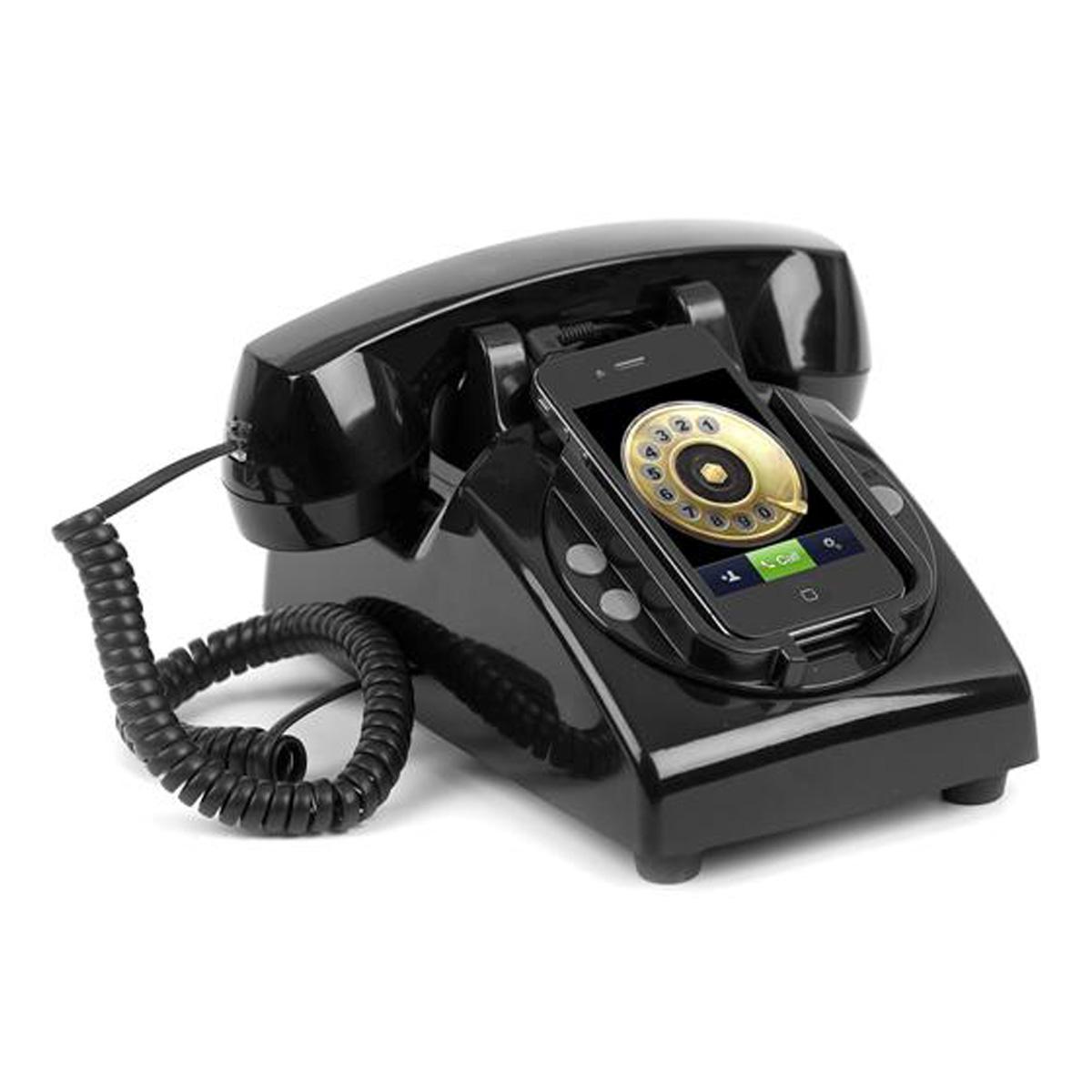 SUPORTE PARA IPHONE RETRÔ