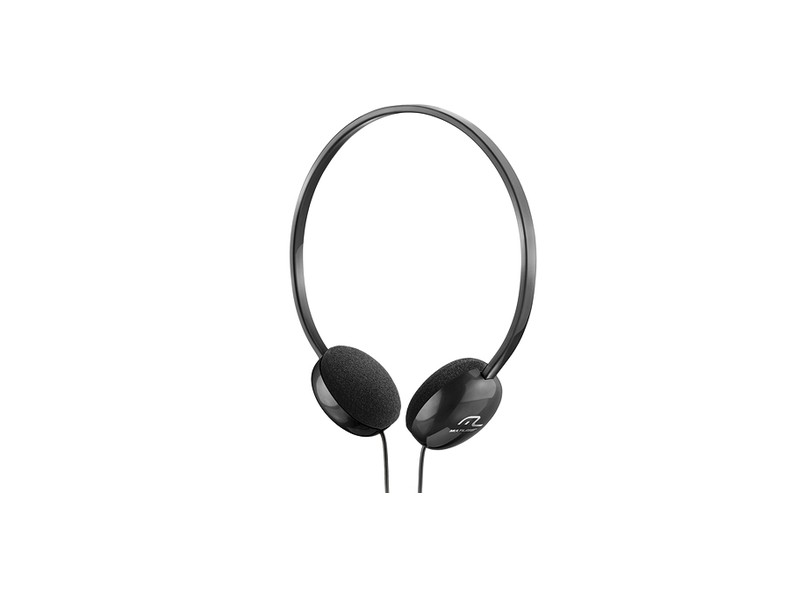 HEADPHONE BASICO PRETO