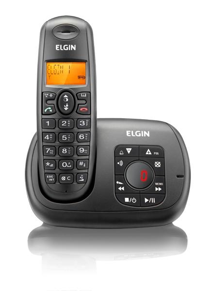 TELEFONE SEM FIO COM SECRETARIA ELETRONICA TSF 700SE