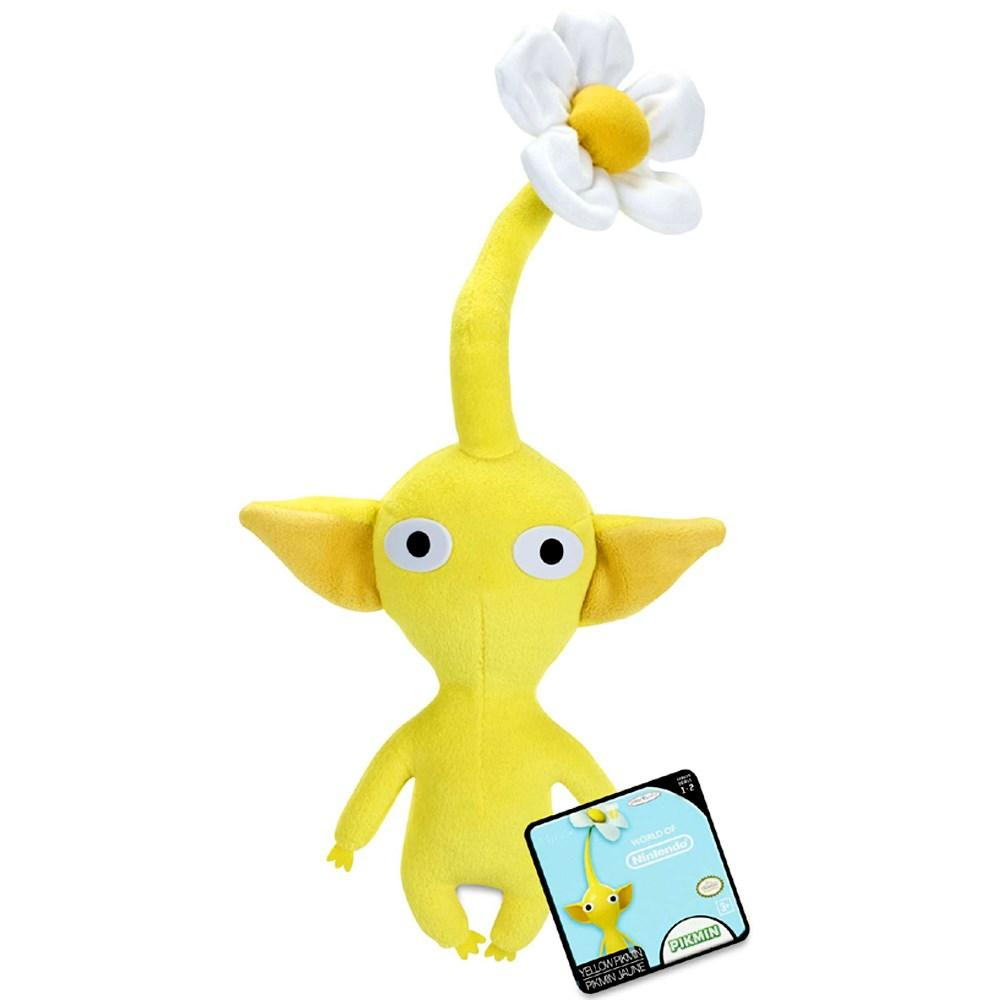 WOLD OF NINTENDO YELLOW PIKMIN - PELÚCIA