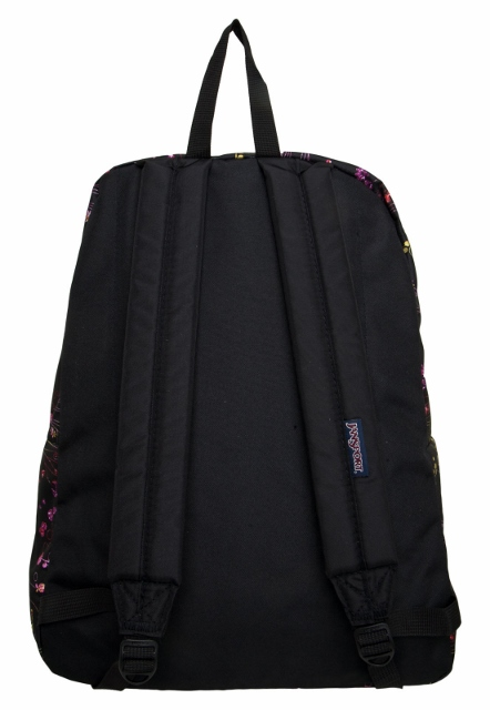 MOCHILA JANSPORT SUPERBREAK (MULTI CLIMB DITZY)