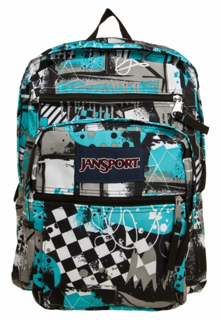 MOCHILA JANSPORT (BIG STUDENT MMMTHBLUSTRTSCN)