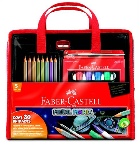 METAL MANIA (FABER-CASTELL)