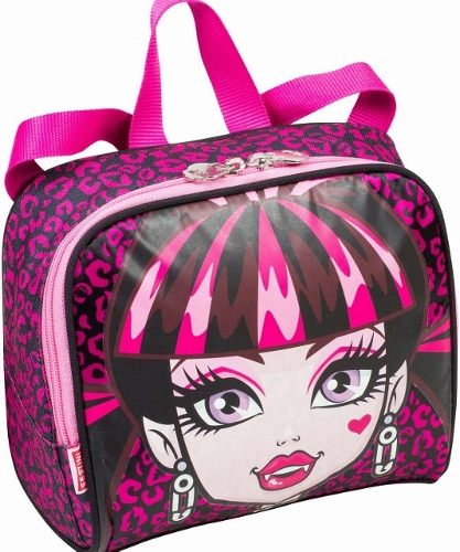 LANCHEIRA MONSTER HIGH  16Y02 G DRACULAURA