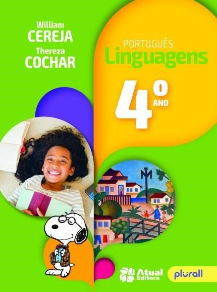 PORTUGUES LINGUAGENS - ENSINO FUNDAMENTAL I - 4º ANO