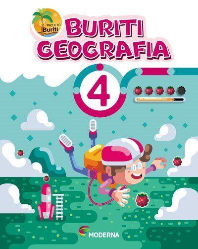 PROJETO BURITI - GEOGRAFIA - 4º ANO - ENSINO FUNDAMENTAL I - 4º ANO