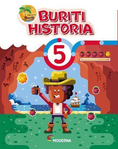 PROJETO BURITI - HISTORIA - ENSINO FUNDAMENTAL I - 5º ANO