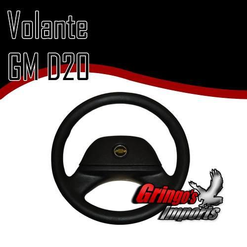Volante Gm D20 Até 92