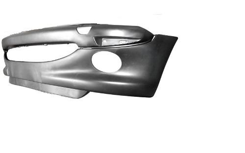 Parachoque Dianteiro Peugeot 206 98 Até 03 Com Furo Boquinha
