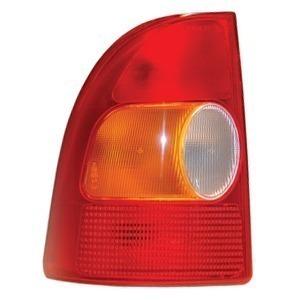 Lanterna Traseira Strada 96/ 00 Tricolor + Brinde