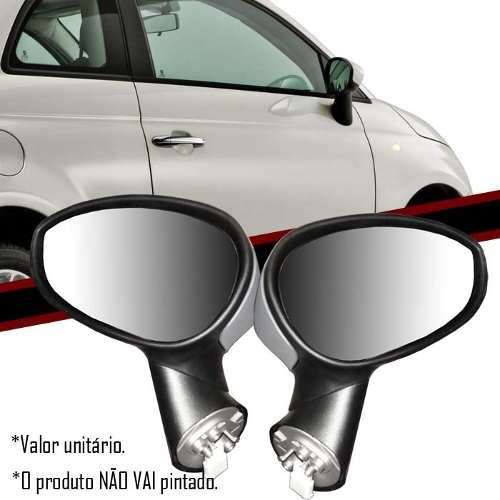 Retrovisor Fiat 500 Cinquecento C/ Controle Elétrico