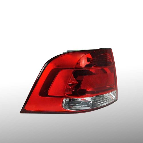 Lanterna Traseira Voyage G5 2007 A 2012 Cristal