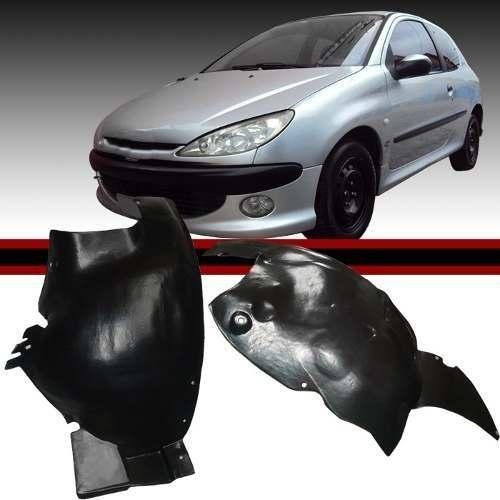 Parabarro Dianteiro Peugeot 206 207 98 A 14 Completo