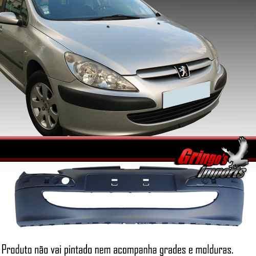 Parachoque Dianteiro Peugeot 307 02 A 06
