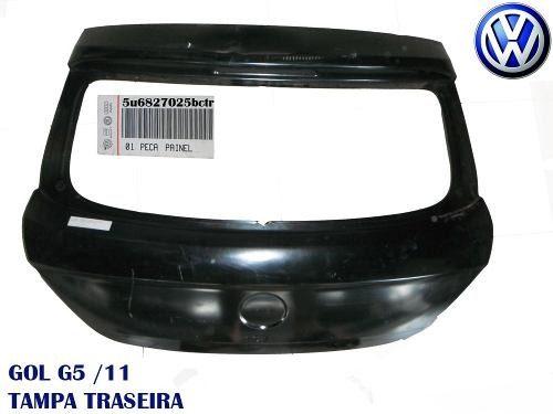 Tampa Traseira Porta Mala Gol G5 08 A 12 Nova Original