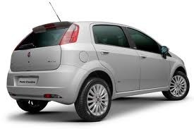 Tampa Traseira Fiat Punto 08 09 10 11 Nova Original Fiat