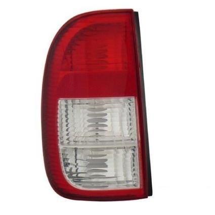 Lanterna Traseira Saveiro 97 98 99  Bicolor+ Brinde