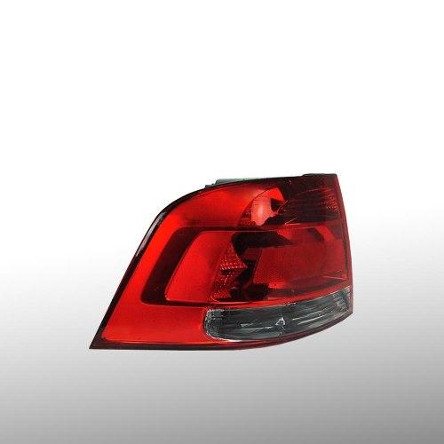 Lanterna Traseira Voyage G5 2007 Até 2012 Fumê + Brinde