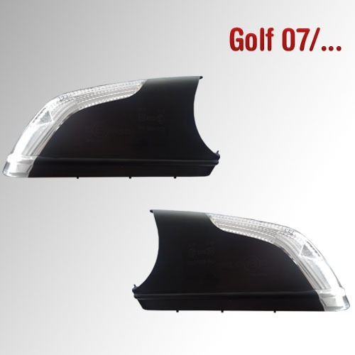 Pisca Retrovisor Golf Polo 2007 2008 2009 2010 2011