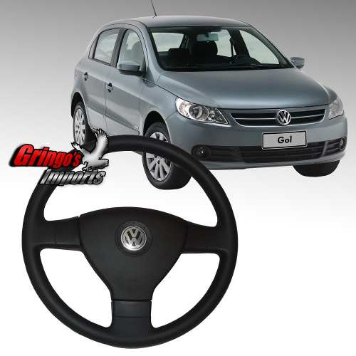Volante Golf Polo Fox Gol G5 Original Com Acionador*