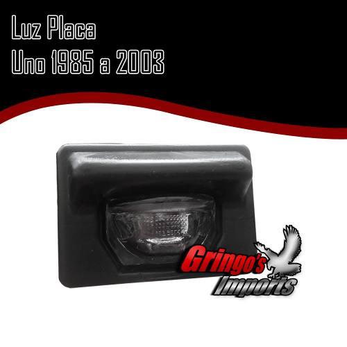 Luz Placa Uno 85 A 03