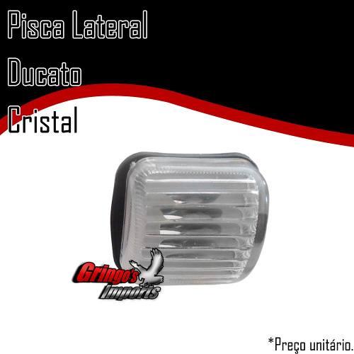 Pisca Paralama Ducato Cristal