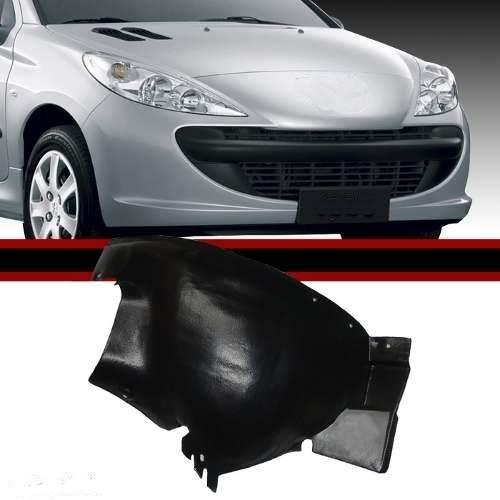 Parabarro Dianteiro Peugeot 207 Parte De Trás Posterior